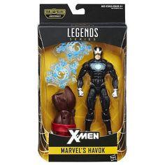 Marvel Legends - X-Men - Juggernaut Series - Marvel's Havok