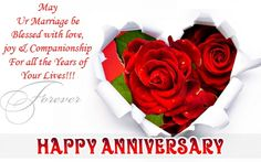 happy anniversary flowers pictures | Happy Anniversary Quotes | StyleGerms