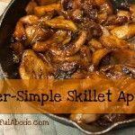 Super Simple Skillet Apples Recipe