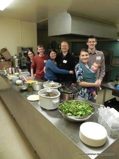 Finding Joy in My Kitchen: Feeding Baked Potato Bar Baked Potato Bar, Finding Joy, Healthy Cooking, Crockpot, Oven, Easy Meals, Potatoes, Kitchen Appliances, Graduation Ideas