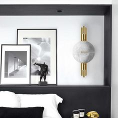 Andros Wall Lamp Emotional Brands
