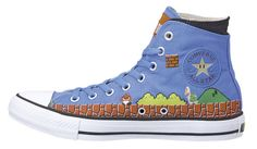 Converse Super Mario All Star