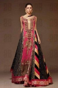 Pakistani Wedding Dresses 2013 Ideas By Ahmad Bilal 011