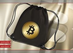 Cryptocurrency Bit coin Sport Bags Backpacks any color design BTC305 #Personalized