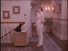 """Image of Meeting Dad's Girlfriend - 1.20 for fans of Sabrina The Teenage Witch. Sabrina The Teenage Witch screencaps from season 1, episode 20 """"Meeting Dad's Girlfriend."""""""