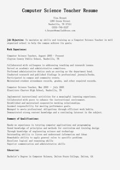 Computer Science Objective Resume - 27 Computer Science Objective Resume , Pin by Resumejob On Resume Job