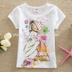 2-6Y (S67120#)Summer kids clothing sequin t shirt printed girls O neck tees, View Summer kids clothing, lezizi Product Details from Dongguan Yafeizi Apparel Co., Ltd. on Alibaba.com