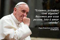 #PapaFrancisco - Confira o que está rolando nas redes socias sobre a visita do Papa Francisco ao Brasil
