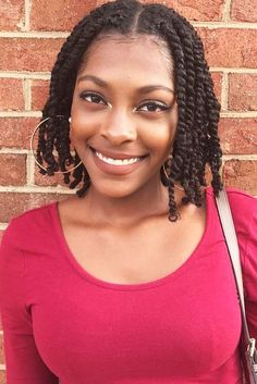 Top 60 All the Rage Looks with Long Box Braids - Hairstyles Trends Senegalese Twist Braids, Senegalese Twist Hairstyles, Natural Twist Hairstyles, Black Hairstyles, Medium Length Natural Hairstyles, Crochet Senegalese, Latest Hairstyles, Hair Twist Styles, Curly Hair Styles