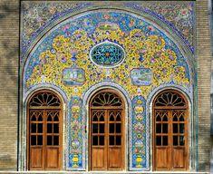 Le palais de Golestan en #Iran sera-t-il classé au patrimoine mondial ?