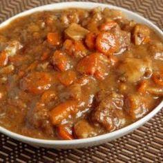 Fantastic Crockpot Beef Stew Recipe