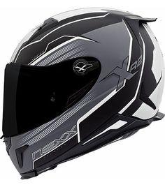 Nexx XR2 Vortex in matte black