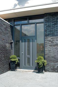 Bruynzeel deuren / deur idee / buitendeur / voordeur modern