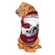 NFL Arizona Cardinals Pet Performance T-Shirt - X Small