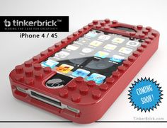Tinkerbrick combines Legos and technology.