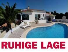 Ferienhaus Calpe - Alicante: Ferienhaus bis 6 Personen mit Privatpool in Calpe