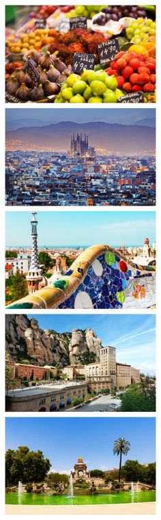 20 Things to Do In Barcelona with Kids
