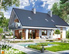 """Sprawdź nasz profil na @Behance a w nim: """"Projekt domu w jonatanach"""" http://on.be.net/1RC25f5"""
