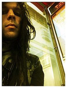Angelo Parente (Motionless In White)