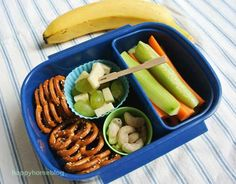 Aktion Pausenbrot: bloggen für die Deutsche Kindertafel Lunch Snacks, Healthy Snacks, Healthy Recipes, Kid Lunches, Kindergarten Lunch, Recipe For Mom, Health Breakfast, Food Humor, Baby Food Recipes