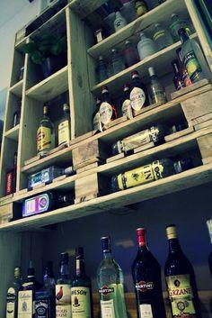 euro pallet bar