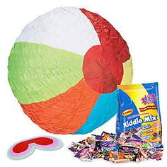 Fun in the Sun Party Decorations, Supplies and Ideas | WholesalePartySupplies.com