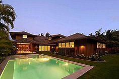 kailua beachfront property.