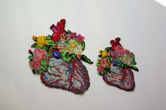 Blooming Heart Patch