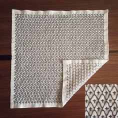 #handmade #sashiko #embroidery #stitch