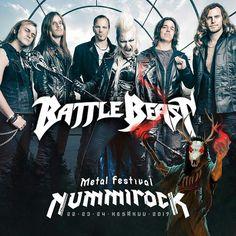 Battle Beast are on their way to Nummirock 2017!