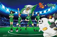 Gintama x Verdy Tokyo Tokyo Verdy, Live Action, Original Image, Family Guy, Tumblr, Japan, Manga, Anime, Movie Posters