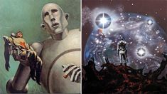 Science Fiction and Fantasy Reading Experience: Grand Old Times... In The Future (Overview of Pulp Art)