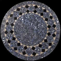 Mosaic Stone Table Tops