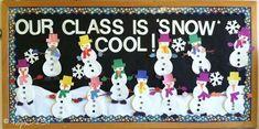 Cool Bulletin Boards, December Bulletin Boards, Kindergarten Bulletin Boards, Christmas Bulletin Boards, Interactive Bulletin Boards, Birthday Bulletin Boards, Classroom Crafts, Preschool Crafts, Classroom Door