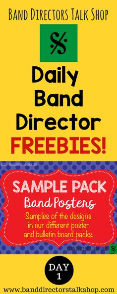 Band Substitute Lesson Plan For A NonMusic Sub  Music Education