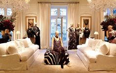 Ralph Lauren's New York Flagship Store Photos | Architectural Digest