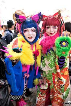 PART 2, Halloween 2014, Shibuya, Tokyo. tons more photos here…