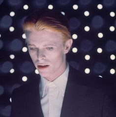 David Bowie in Nicolas Roeg's The Man Who Fell to Earth 1976