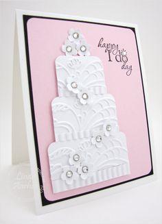 Lovely Wedding card          Lovely Wedding Card!
