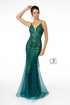 Long Fitted Prom Dress Sale | The Dress Outlet