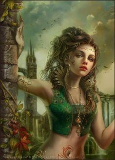 Queen of Shame by dark-spider.deviantart.com on @deviantART