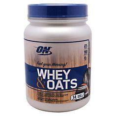 Optimum Nutrition Whey & Oats Chocolate Glazed Donut