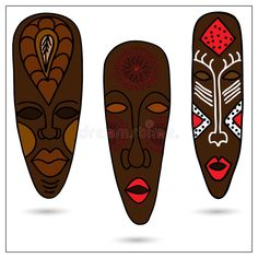 Bilderesultat for mascaras africanas diy Multicultural Crafts, African Colors, African Style, Kerala Mural Painting, Tribal Face, Tiki Decor, Cheap Wall Art, Natural Makeup Tips, Arte Tribal