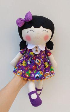 Ideas For Crochet Baby Mobile Diy Felt Tiny Dolls, Soft Dolls, Cute Dolls, Fabric Dolls, Paper Dolls, Rag Dolls, Crochet Baby Mobiles, Homemade Dolls, Sewing Dolls