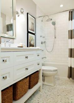 King Guest Bathroom | Life On Virginia Street