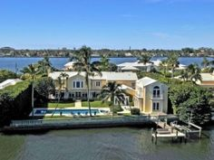 James Patterson's former home in the Everglades
