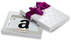 Win $50 Amazon Gift Card