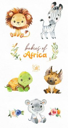 Cartoon Lion, Cute Cartoon Animals, Drawing Cartoon Animals, Cute Animals To Draw, Cute Turtle Cartoon, Baby Animal Drawings, Cartoon Drawings, Cute Drawings, Cute Turtle Drawings