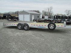 "wolverine 26 aluminum car hauler utility carhauler trailer 14k gvw dr trailer - Categoria: Avisos Clasificados Gratis  Item Condition: NewDR TRAILER SALESONE OF THE NATION'S LARGEST TRAILER DEALERSBEST DEALS DR TRAILER SALESLIMITED SUPPLY SPECIAL PURCHASENEW WOLVERINE 26' CARHAULER FLATBED UTILITY TRAILERALL ALUMINUM26' LONG X 84"" WIDE24' 2' DOVE TAIL 2 7000 LB AXLES14,000 GVWRALUMINUM RAMPSALUMINUM WHEELS235 80 R16 TEN PLY TIRESMATCHING SPARE TIRE INCLUDEDREAR DIAMOND PLATE RUNNING…"