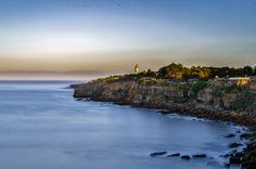 """Guia"" Lighthouse - Cascais, Portugal by Ricardo Bahuto Felix on 500px"